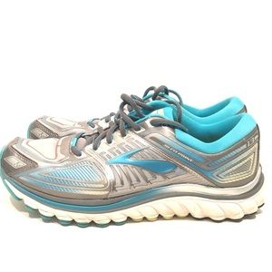 Womens Brooks Glycerin 13 multi color Running Shoe